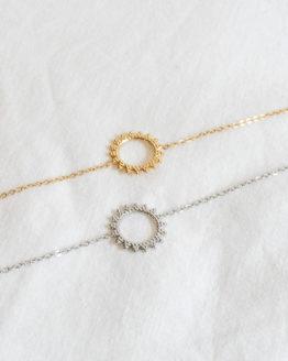 sunny side up bracelets