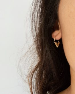 Grace Earrings Gold