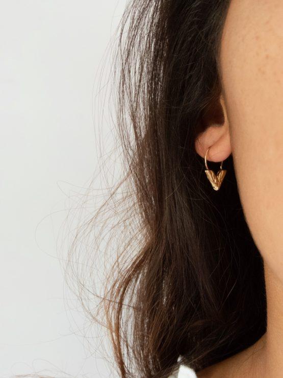 Grace Earrings Gold